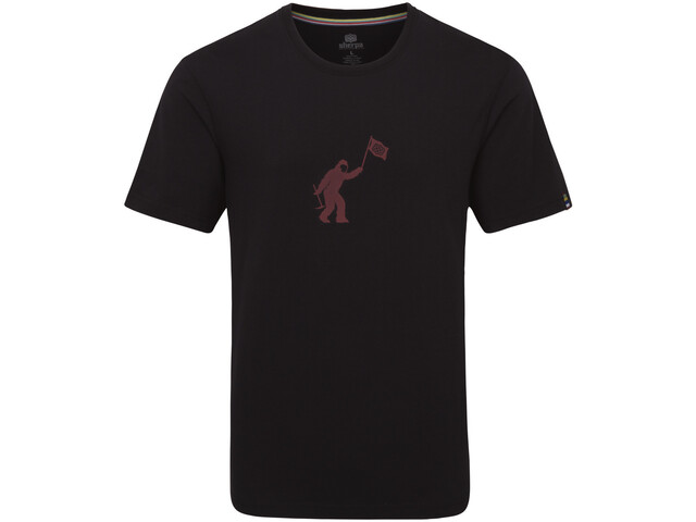 Sherpa Mirka T-shirt Heren, black
